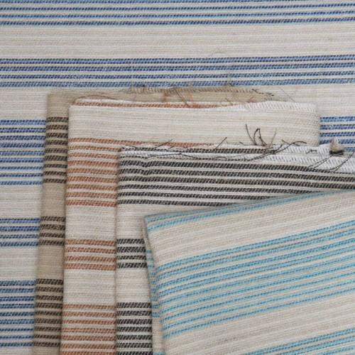 Tissu intérieur / extérieur ST. Tropez coloris Beige - Donghia