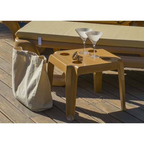 Table basse MINI Baillou - Blanc