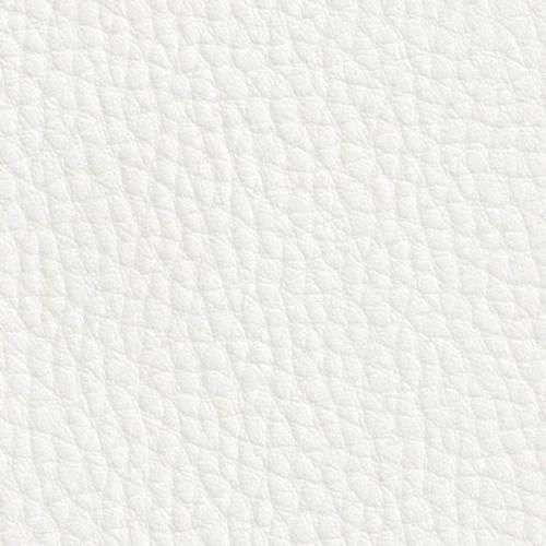 Vaigrage grain cuir sur feutre Capitaine coloris Blanc