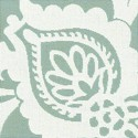 Tissu indoor outdoor Thibaut Bolton - AQUA