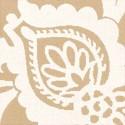 Tissu indoor outdoor Thibaut Bolton - Beige