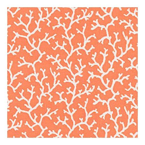 Tissu indoor outdoor Thibaut Island Coral