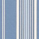 Tissu indoor outdoor Thibaut Linden Hill Stripe - Bleu