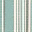 Tissu indoor outdoor Thibaut Linden Hill Stripe - Aqua