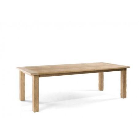 Rectangular outdoor dining table Asti by Manutti - 248 cm