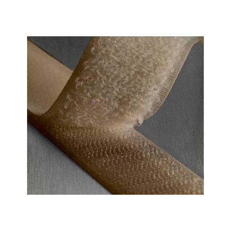 auto scratch tape clinging beige width 25 mm or 50 mm