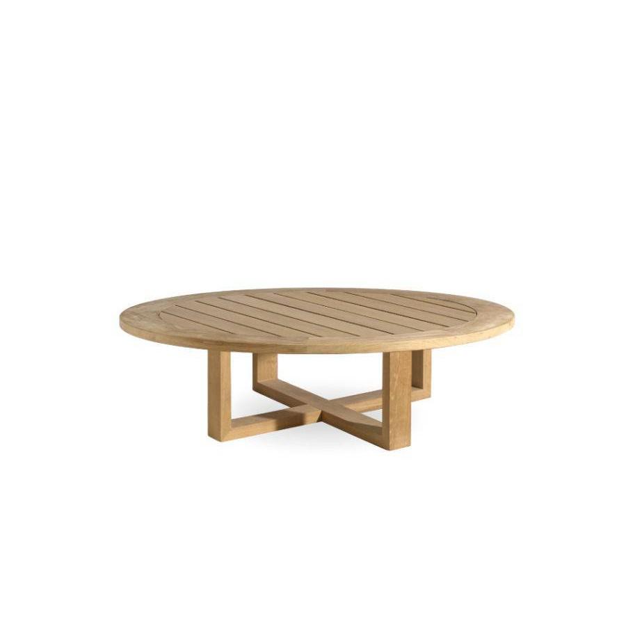 Table Basse Ronde Pour L Extérieur Siena De Manutti