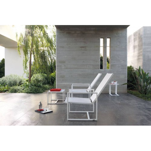 Outdoor lounge table Latona by Manutti