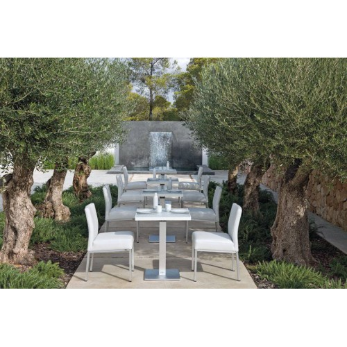 Outdoor dining chair Liner by Manutti
