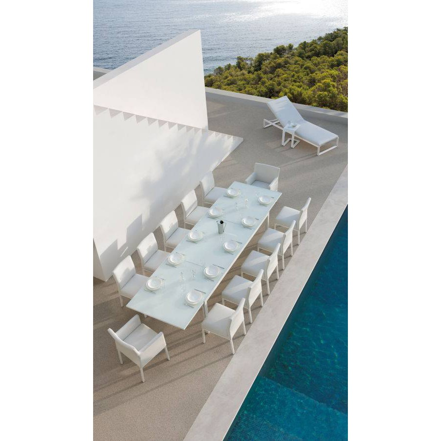 Outdoor chair Liner by Manutti