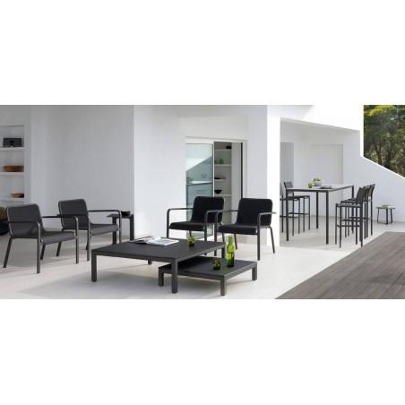 Outdoor armchair Helios by Manutti