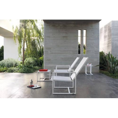 Outdoor recliner Latona by Manutti