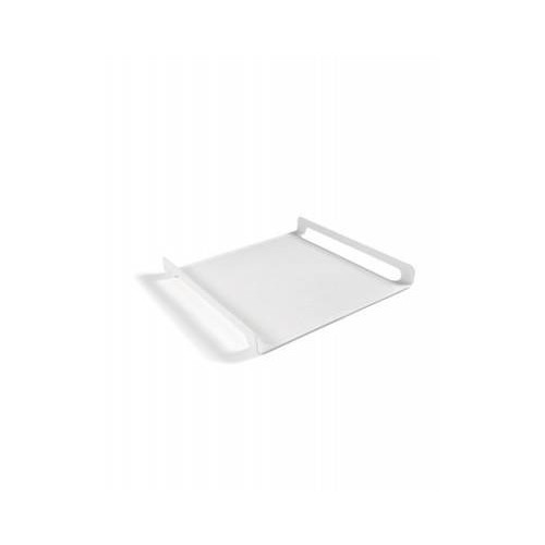 Square outdoor trays by Manutti - White