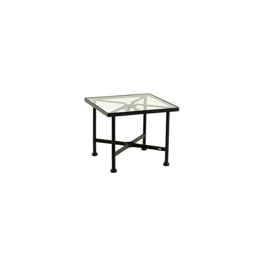 table d 39 appoint carr e kross de sifas. Black Bedroom Furniture Sets. Home Design Ideas
