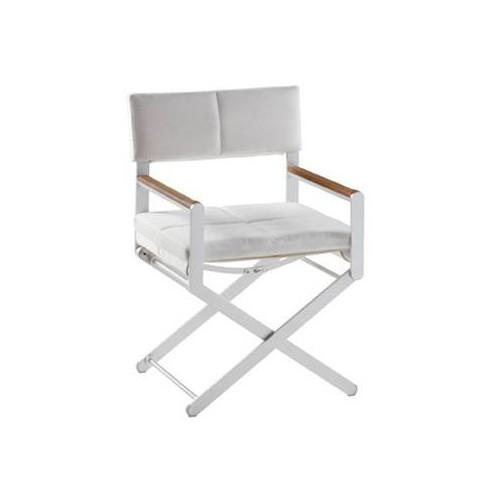 Housse de protection pour fauteuil de metteur en scène Oskar de Sifas
