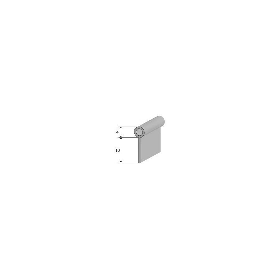 Passepoil souple 100% PVC diamètre 4 mm coloris blanc