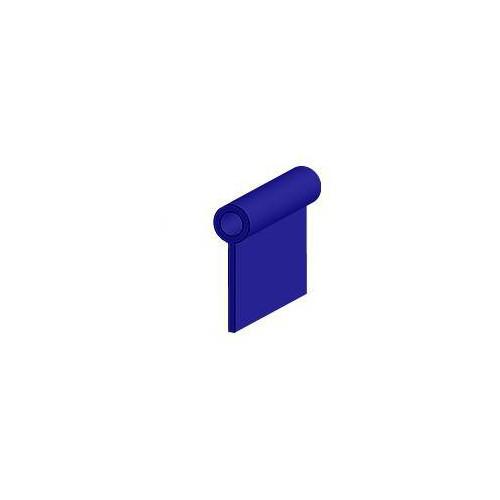 Passepoil souple 100% PVC diamètre 4 mm coloris bleu