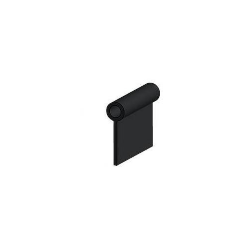 Passepoil souple 100% PVC diamètre 4 mm coloris noir