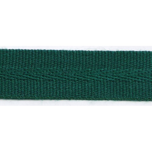 Acrylic galon mass tinted 22mm wide color green