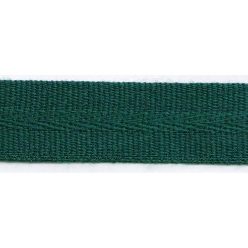 Galon acrylique teinté masse largeur 22 mm coloris vert