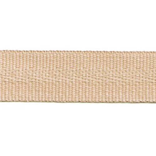 Acrylic galon mass tinted 22mm wide color sand