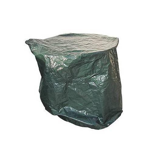 Housse de protection pour table ronde d'extérieur