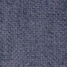 Tissu velours plat Amara Non feu M1 Casal coloris pensee