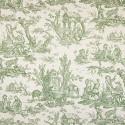 Coutances Positif furniture farbic - Pierre Frey - Green