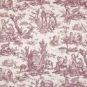 Coutances Positif furniture farbic - Pierre Frey - Amarante