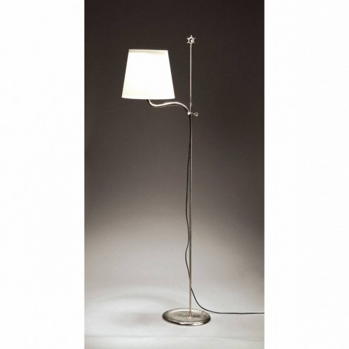 Bronze floor lamps GRANDE VESTA - Bronze nickel