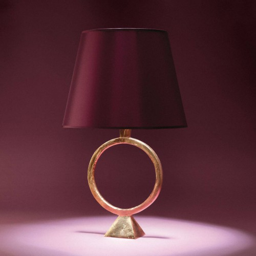 Bronze table lamp Sonia - Bronze gold