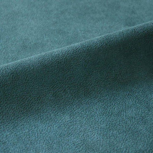 Tissu microfibre Step effet relief Casal - Turquoise