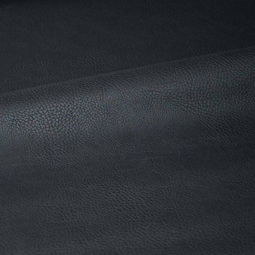 Bingo granulated vynil coat fabric Casal - Noir