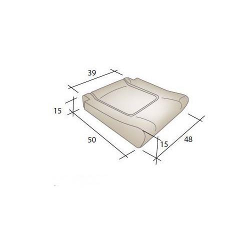 Seat foam NISSAN NV400