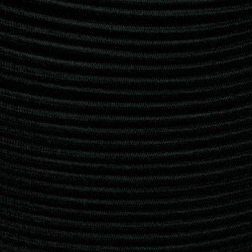 High tenacity polyester black color Sandow