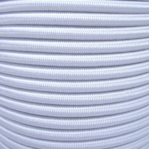 High tenacity polyester white color Sandow