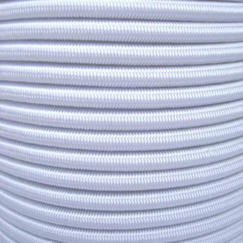 Sandow polyester haute ténacité coloris blanc