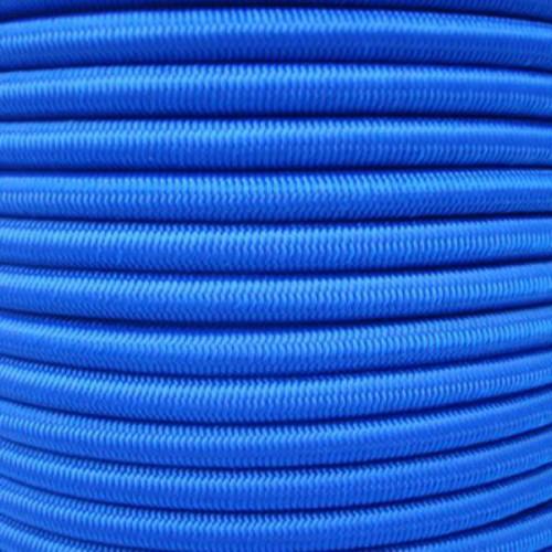 Sandow polyester haute ténacité coloris bleu
