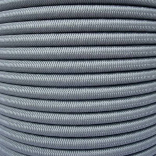 Sandow polyester haute ténacité coloris gris