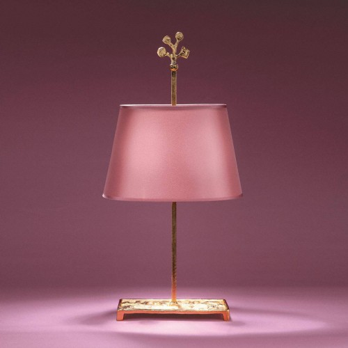 Bronze table lamp BAGATELLE - Bronze gold
