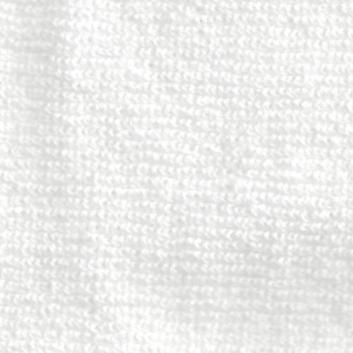 Tissu éponge nautique Aloha - Blanc