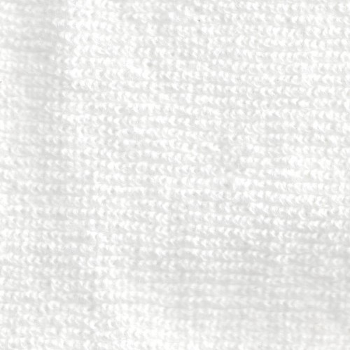 Toweling fabric Aloha - Blanc
