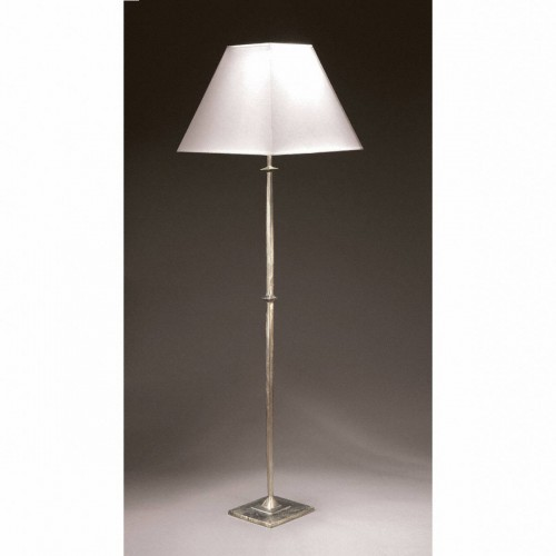 Bronze floor lamps ADAM - Bronze nickel