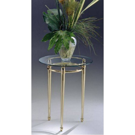 Side table brass Torino
