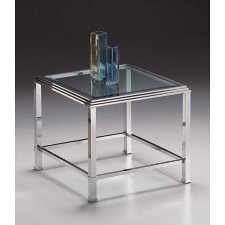 Coffee table brass Milano