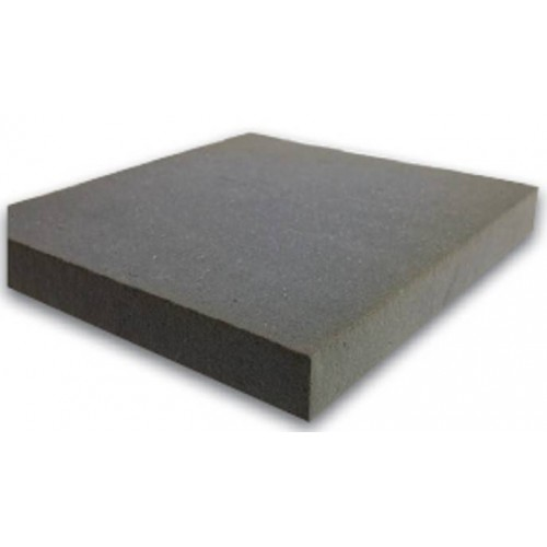 Foam plate flexible high resilience 115kg / m3 150x200 cm for cars and bikes