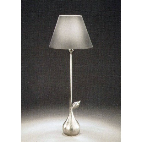 Small Bronze table lamp CLARA  - Bronze nickel