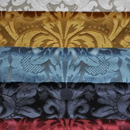 Tissu velours Chaillot - Lelièvre