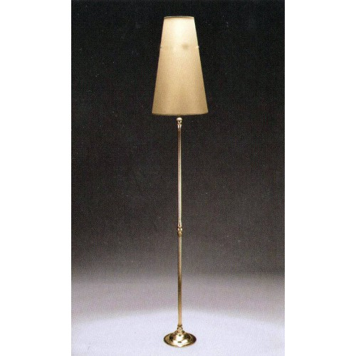 Bronze floor lamps STANISLAS - Bronze gold