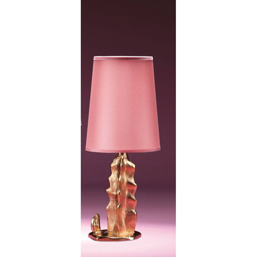 Bronze table lamp ACOMA - Bronze gold